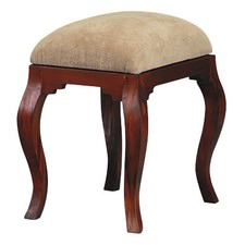 Queen Ann Stool for Dressing Table