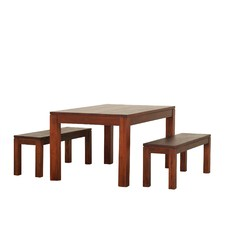 3 Piece Amsterdam Dining Table Set