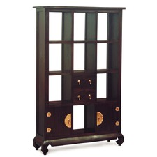 Chinese 2 Door 2 Drawer Divider