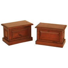 Pierre Blanket Boxes (Set of 2)