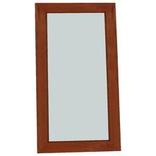 Kera Wooden Frame Mirror