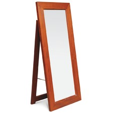 Vance Rectangular Mirror & Stand