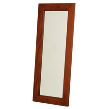 Wilda Wooden Frame Mirror