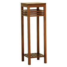 Tall H-Stripe Plant Stand