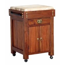 Wilburn 1 Drawer Chopping Board Cabinet
