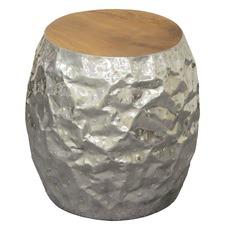 Nigella Streeter Barrel Side Table