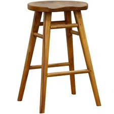 Scandinavian Style Timber Barstool