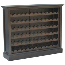 Wide Wine Rack
