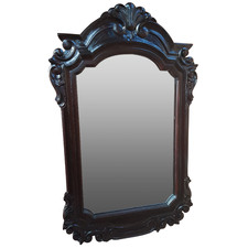 Carved Wall Mirror