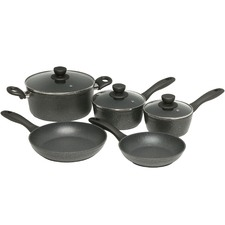 5 Piece Quartz Stone Advanced Cook Set
