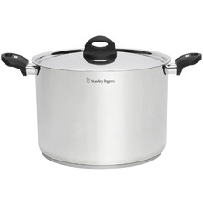 Stanley Rogers 12L Stainless Steel Stock Pot