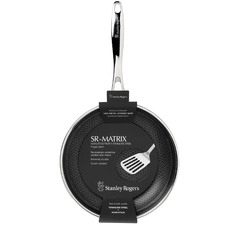 SR-Matrix 26cm Stainless Steel Fry Pan