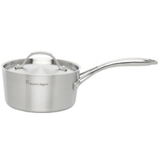 Conical Tri-Ply 16cm Stainless Steel Saucepan