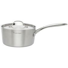 Conical Try-Ply 20cm/2.5L Stainless Steel Saucepan