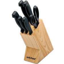 7 Piece Laser Basic Knife Block Set