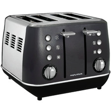 Morphy Richards Evoke Core 4 Slice Toaster