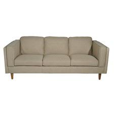Delaney 3 Seater Fabric Sofa