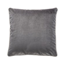 Christian Grey Luxury Velvet Cushion