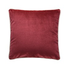 Merlot Luxury Velvet Cushion