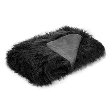 Tibetan Fur Skin Throw