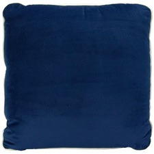 Coco Piped Velvet Cushion