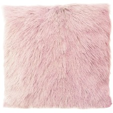 Square Goat Fur Cushion