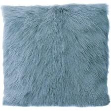 Square Goat Fur Cushion
