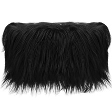 Luxury Goat Fur Cushion