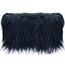 Luxury Goat Fur Cushion