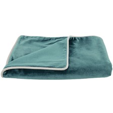 Soho Luxury Velvet Throw