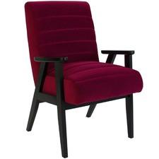 Dorset Velvet Armchair