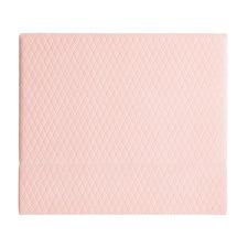 Pink Coco Queen Velvet Bedhead