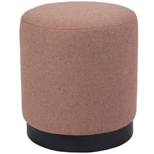 Small Tribeca Upholstered Ottoman