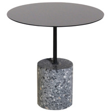 Lancaster Marble Side Table