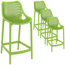 65cm Horace Outdoor Barstools (Set of 4)
