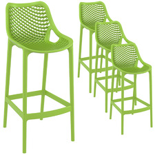 75cm Horace Outdoor Barstools (Set of 4)