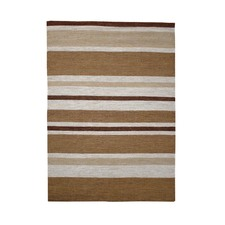 Abrasion 11281 Brown Rug