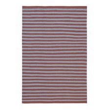 Anywhere Red Outdoor Rug