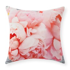 Peony Cushion With Insert