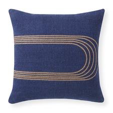 Horseshoe Cushion With Insert