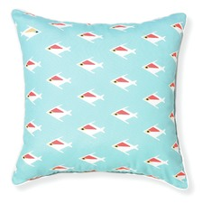 Riviera Fish Cushion