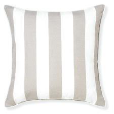 Riviera Stripe Cushion