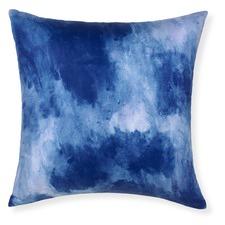 Painterly Sky Cushion