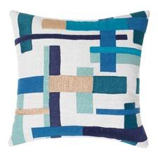 Astoria Blue Cushion