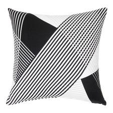 Beams Black Cushion