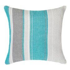 Carnaby Turquoise Cushion