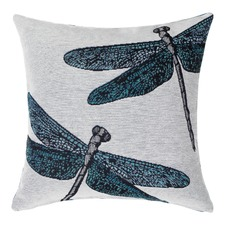 Dragon Fly Dove Cushion