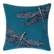 Dragon Fly Jade Cushion
