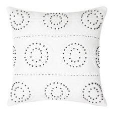 Maze Graphite Cushion