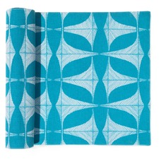 Palacio Turquoise Table Runner
